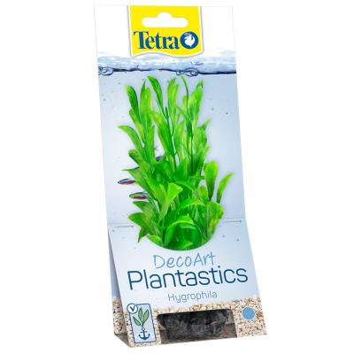 Tetra DecoArt Plantastics Hygrophila Fish Tank Aquarium Plant Small