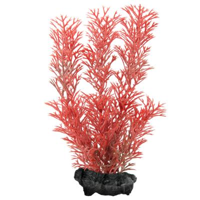 Tetra DecoArt Plantastics Red Foxtail Fish Tank Aquarium Plant Large
