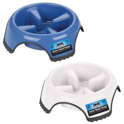 JW Skid Stop Slow Feed Large Bowl For Dogs 700ml