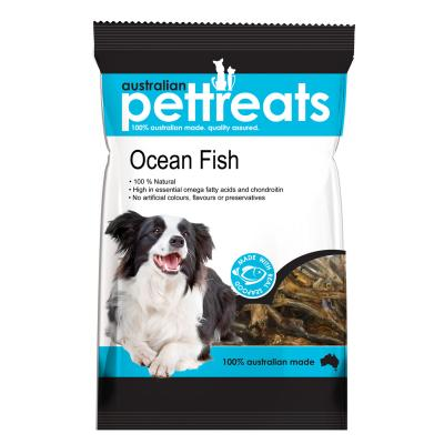 Australian Pettreats Ocean Fish Treats For Dogs 70gm