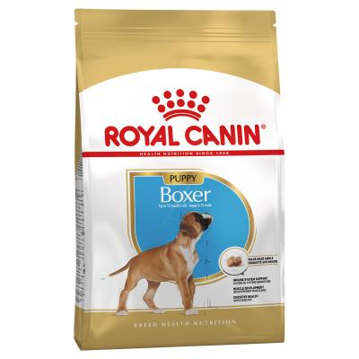 Royal Canin Boxer Puppy Dry Dog Food 12kg