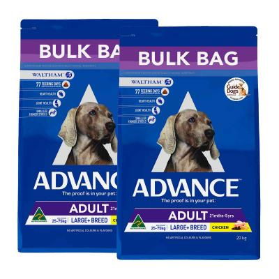 Advance Large/Giant Breed Chicken Adult Dry Dog Food 40kg