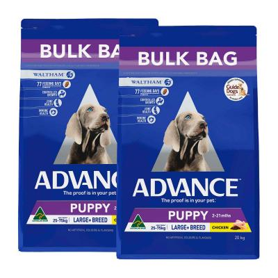 Advance Puppy Plus Growth Large Breed Chicken Dry Dog Food 40kg