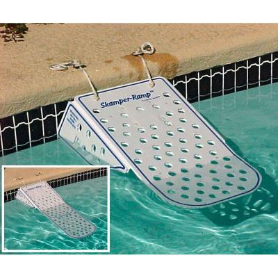 Skamper Ramp Water And Pool Escape Ramp Large For Dogs Cats And Small Animals