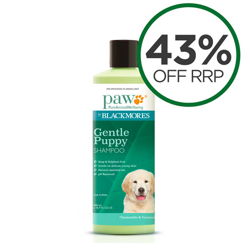 Puppy Shampoo 500ml