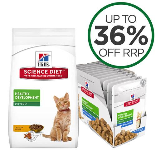 Hills Science Diet Kitten