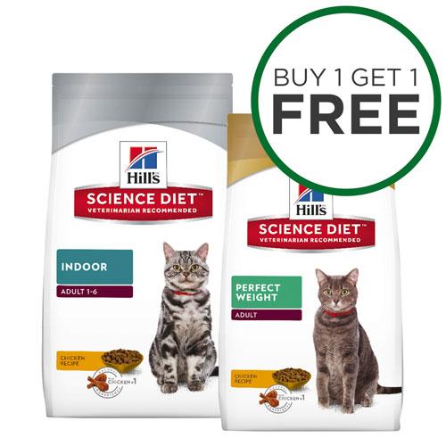 Hills Science Diet Cat