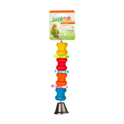 Jungle Talk Jungle Jingle Medium Toy For Birds