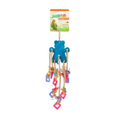 Jungle Talk Lots Of Legs Small-Medium Toy For Birds