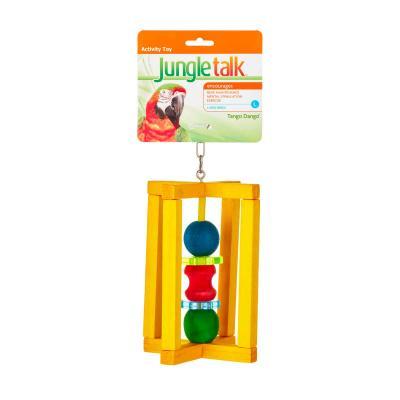 Jungle Talk Tango Dango Large Toy For Birds