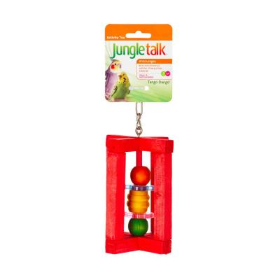 Jungle Talk Tango Dango Small-Medium Toy For Birds