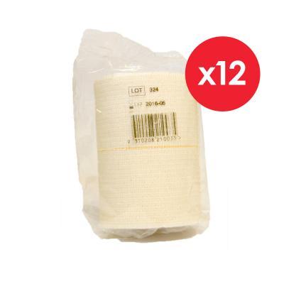 Tensoplast Elastic Adhesive Bandage 7.5cm x 12 Pack