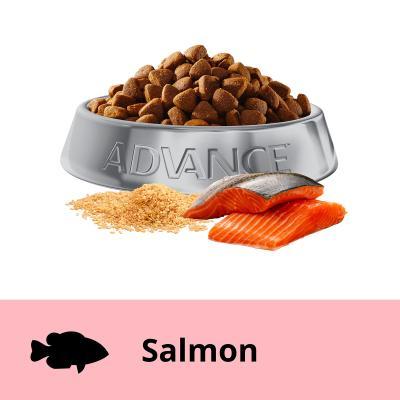 Advance Sensitive Skin All Breed Salmon Adult Dry Dog Food 13kg