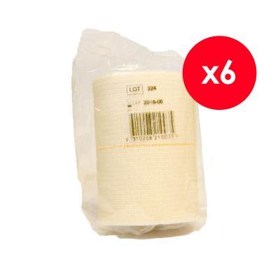 Tensoplast Elastic Adhesive Bandage 7.5cm x 6 Pack