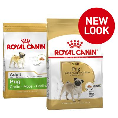 Royal Canin Pug Adult Dry Dog Food 3kg