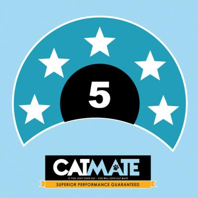 Catmate Wood Pellet Cat Litter 15kg