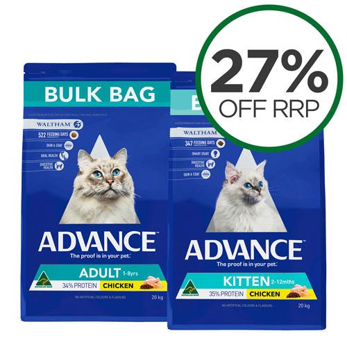 Advance Cat Food 20kg
