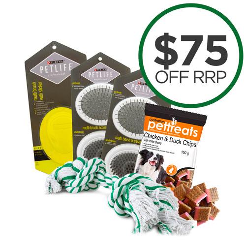 Premium Grooming Pack