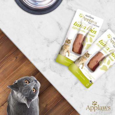 Applaws Whole Tuna Loin Treats For Cats 30g