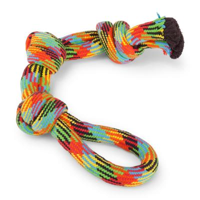 Kazoo Braided Rope 3 Knot Tug XLarge Toy For Dogs