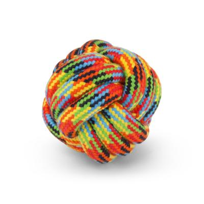 Kazoo Braided Rope Knot Ball Large Toy For Dogs