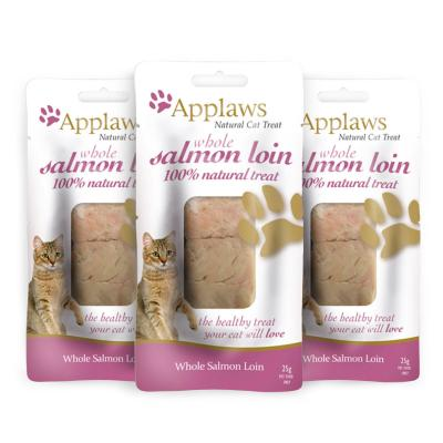 Applaws Whole Salmon Loin Treats For Cats 25g x 3