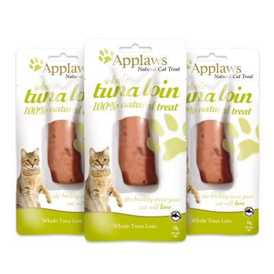 Applaws Whole Tuna Loin Treats For Cats 30g x 3
