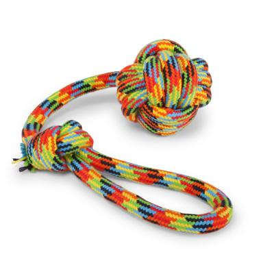 Kazoo Braided Rope Sling Knot Ball Large Toy For Dogs