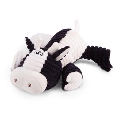 Kazoo Furries Funky Cow Medium Soft Squeak Toy For Dogs