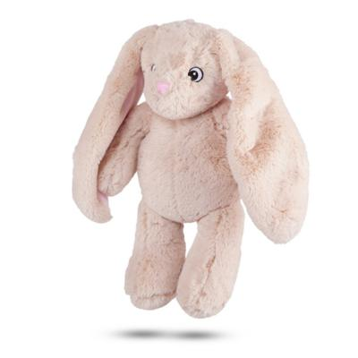 Kazoo Furries Long Eared Bunny Large Soft Squeak Toy For Dogs