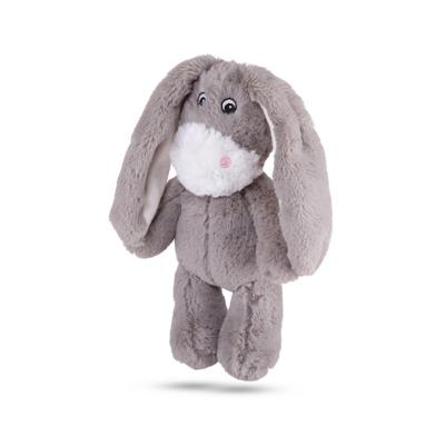 Kazoo Furries Long Eared Donkey Medium Soft Squeak Toy For Dogs