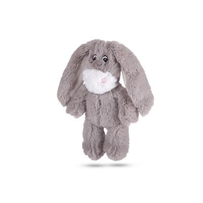 Kazoo Furries Long Eared Donkey Small Soft Squeak Toy For Dogs