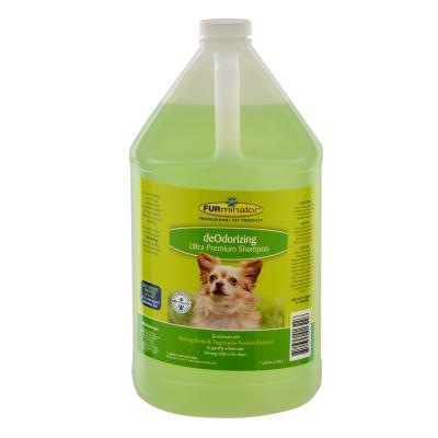 Furminator Ultra Premium DeOdourising Shampoo For Dogs 3.78L