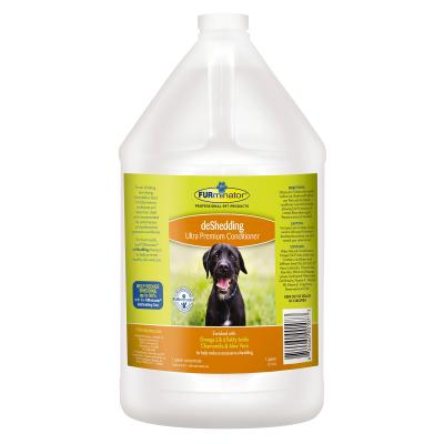 Furminator Ultra Premium DeShedding Conditioner For Dogs 3.78L