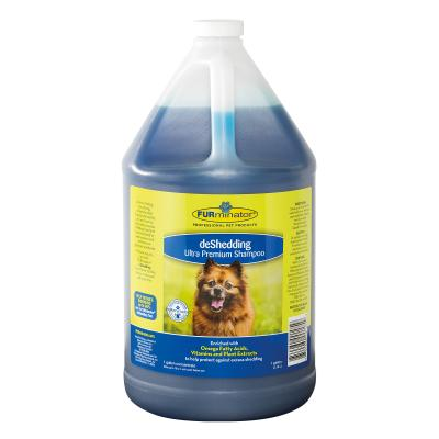Furminator Ultra Premium DeShedding Shampoo For Dogs 3.78L