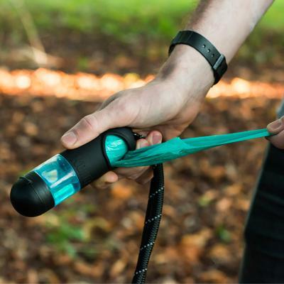 KONG HandiPOD Interchangeable Starter Kit Poo Bag Dispenser Hand Sanitiser And LED Flashlight