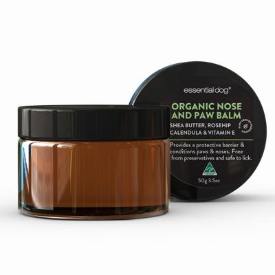 Essential Dog Organic Nose And Paw Balm For Dogs 50g