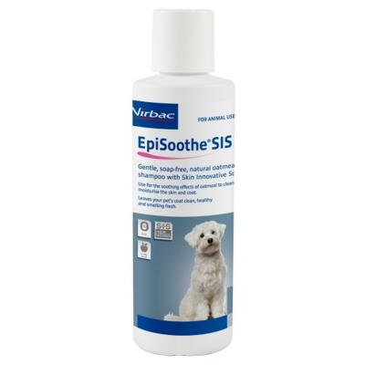 Epi-Soothe SIS Moisturising Oatmeal Shampoo For Dogs And Cats 237ml