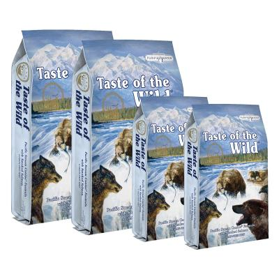Taste of the Wild Grain Free Pacific Stream Smoked Salmon Adult Dry Dog Food 38kg