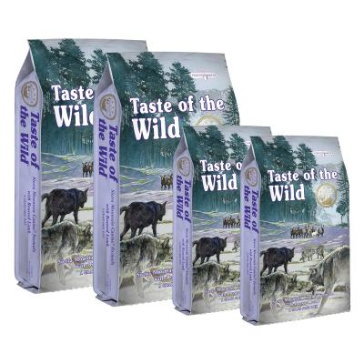 Taste of the Wild Grain Free Sierra Mountain Roasted Lamb Puppy And Adult Dry Dog Food 38kg