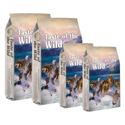Taste of the Wild Grain Free Wetlands Roasted Fowl Adult Dry Dog Food 38kg