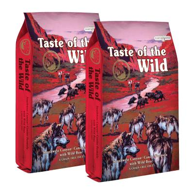 Taste of the Wild Grain Free Southwest Canyon Wild Boar Puppy And Adult Dry Dog Food 26kg