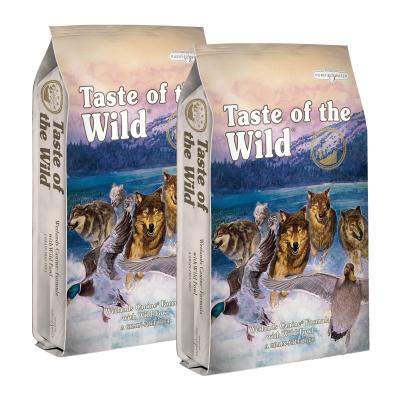 Taste of the Wild Grain Free Wetlands Roasted Fowl Adult Dry Dog Food 26kg