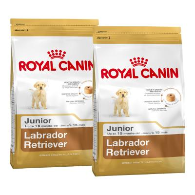Royal Canin Labrador Puppy/Junior Dry Dog Food 24kg
