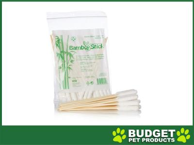 Bamboo Cotton Buds 50 Pack For Cats And Dogs