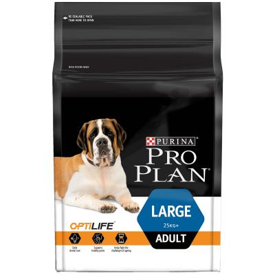 Pro Plan Optilife Chicken Large Breed Adult Dry Dog Food 15kg
