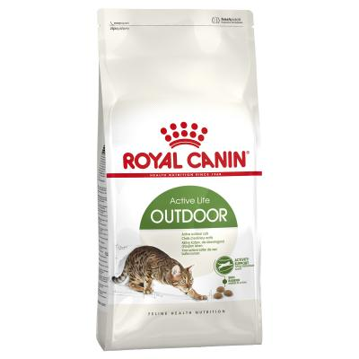 Royal Canin Outdoor Adult Dry Cat Food 2kg