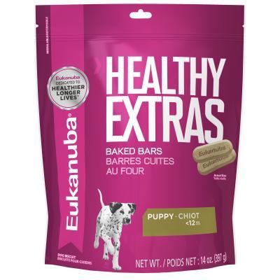 Eukanuba K9 Healthy Extras Treats For Puppy 398gm
