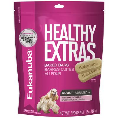 Eukanuba K9 Healthy Extras Treats Weight Control For Adult Dogs 341g