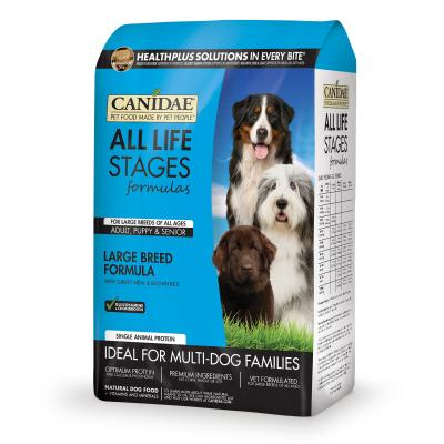 Canidae All Life Stages Large Breed Turkey Meal And Rice Dog Food 20kg